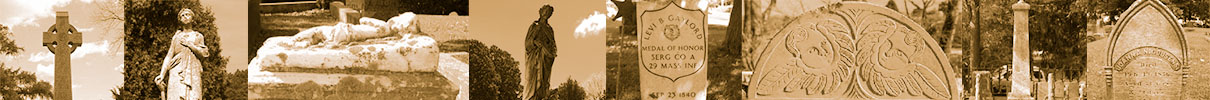 Cohasset Central Cemetery banner - Articles